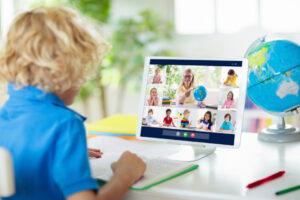 Zasady zachowania podczas lekcji online