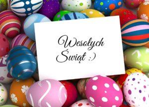 Życzenia Wielkanocne dla naszych uczniów