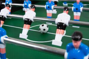 Świetlicowy turniej piłkarzyków