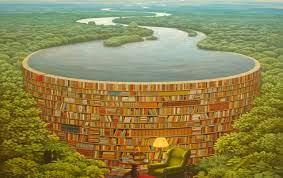Praca bibliotekarza i inne ciekawostki