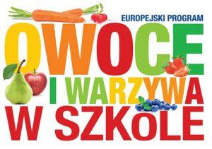 """Program """"Warzywa i owoce w szkole"""""""