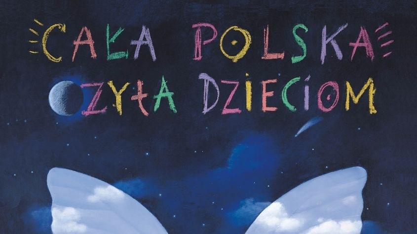 Cała Polska czyta dzieciom 2021