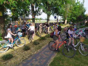 Dzień Pustej Klasy- Rajd rowerowy
