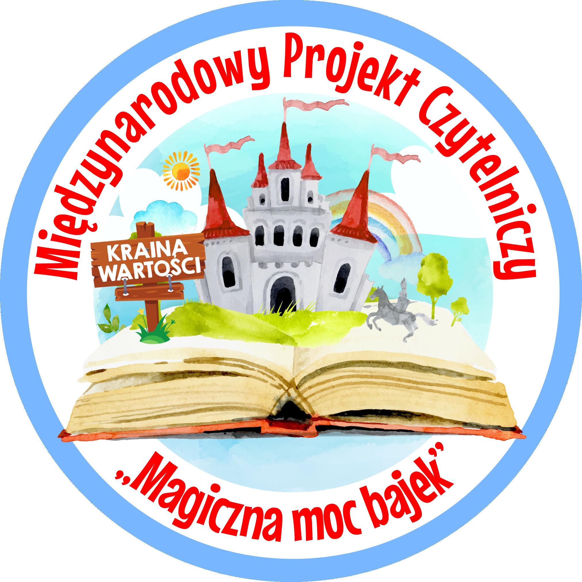 """Magiczna Moc Bajek""- projekt"